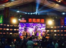五洲美酒齐聚 青岛国际啤酒节崂山会场即将开幕