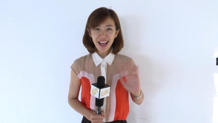 山东广播电视台潍坊百校万人公益行:丛丛带领跟读规范普通话