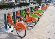 潍坊阵雨天气频繁 公共自行车骑行量仍高于10万