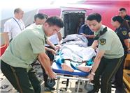 烟台姑娘韩国旅游重度昏迷 机场边检开通绿色通道5分钟通关