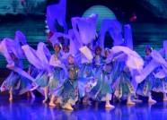 中国青少年宫文化艺术节济南开幕 1300余名青少年相约泉城