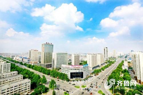 """潍坊公布上半年大气环境质量""""成绩单"""" 七项指标均改善"""