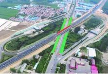 济青北线潍坊东主线桥梁施工,绕行路线请收藏!