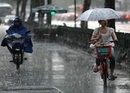 海丽气象吧丨东营河口东营港降水量最大 今日仍有雷雨或阵雨