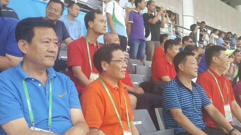 山东女子橄榄球队夺冠 潍坊籍运动员赢得首金