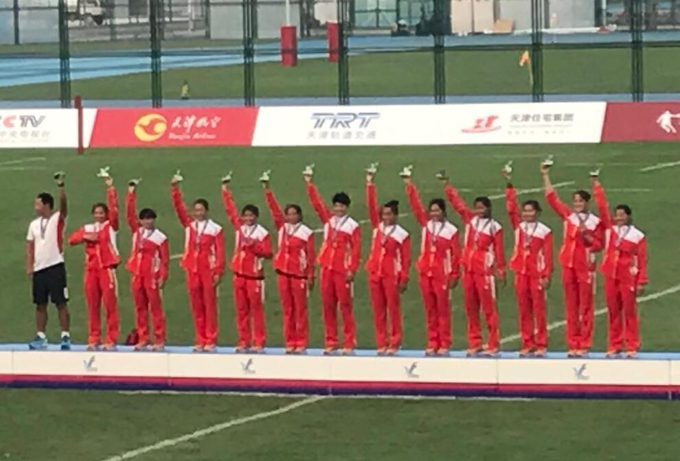 十三届运动会山东再入两金!橄榄球男女队双双夺冠!