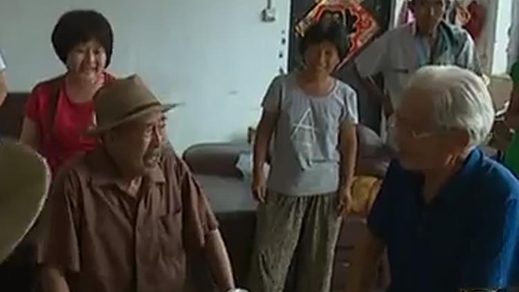 凡人善举:朋友圈接力寻人 三耄耋老人60年后重聚潸然泪下
