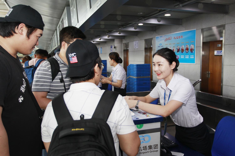 一天8万人次!8月20日青岛机场旅客吞吐量破纪录