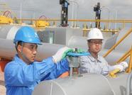 打通输油管道 阿曼28.5万吨原油涌入潍坊