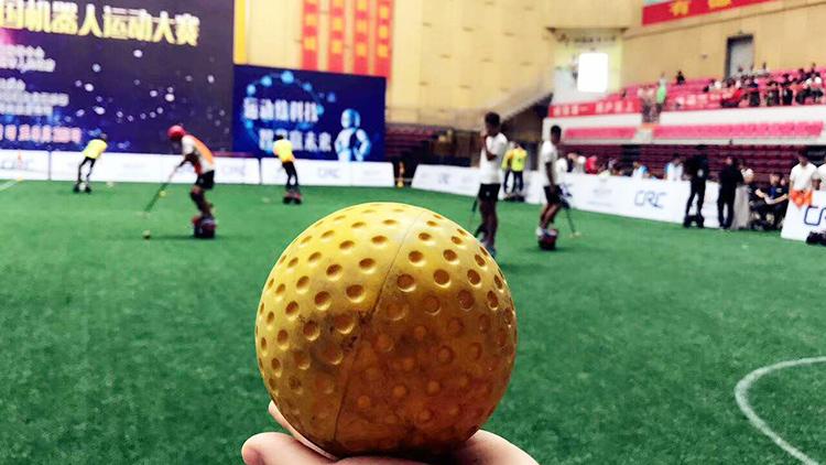 央视报道德州机器人大赛:运动+科技引燃创新动力