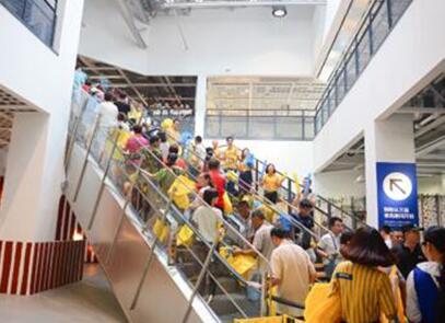 济南西部发展再添新动力 宜家商场21正式开业
