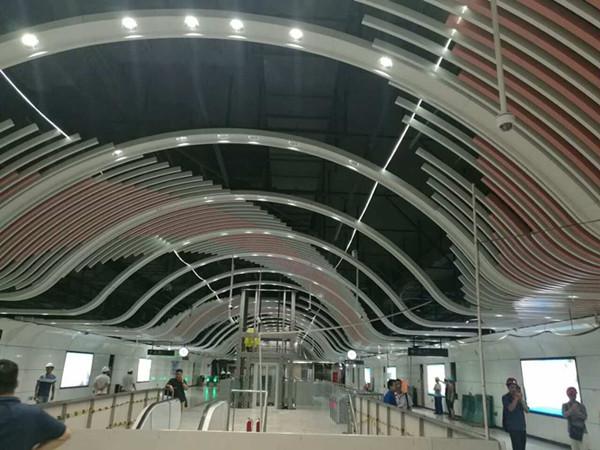 青岛地铁2号线东段通过项目工程验收 年底开通运营