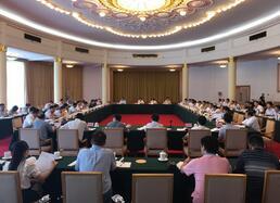 山东食品安全委员会全体会议在济南举行
