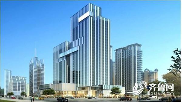 总投资378亿8个大项目落户青岛西海岸新区 交通商务区