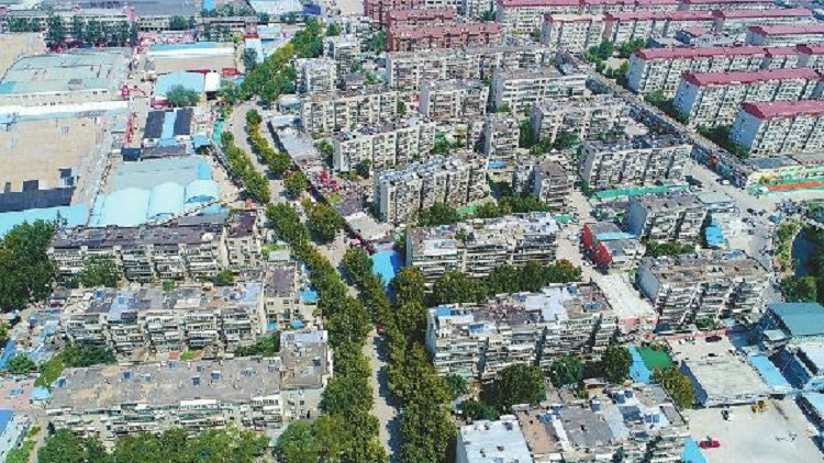 2018年济南36个棚户区将改造 4万余人将乔迁新居