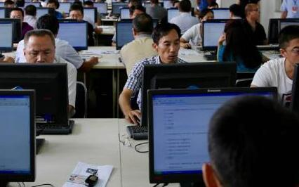 """东营市卫生计生委等10个直属党工委举办""""两学一做""""知识测试"""