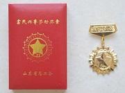 山东省5名运动员、教练员获山东富民兴鲁劳动奖章