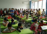 """大班额""""瘦身""""!济宁新增学位13.3万个 增配教师万余名"""