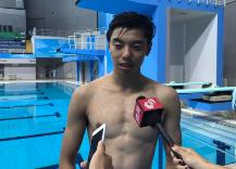 全运快报丨 山东小将季新杰男子200米自由泳决赛再夺银