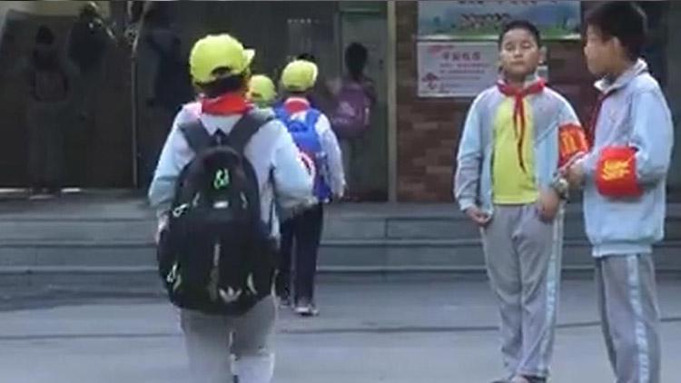 开学季丨来济务工人员:我家孩子上学了