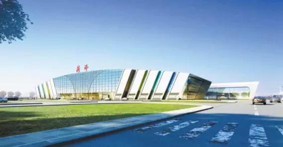 菏泽机场机位将达19个!建成后将是山东最西部民用机场