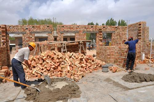 枣庄本月底计划改造建档立卡贫困户危房3460户