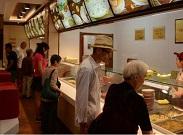 新增万平美食城700个停车位!济南西市场商圈便民设施提档升级