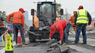 济宁经开区实施S338线雨污分流改造工程 市民出行请留意