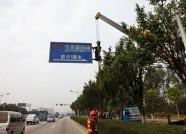 潍坊市8月份拆除违法广告面积超过3500平方米