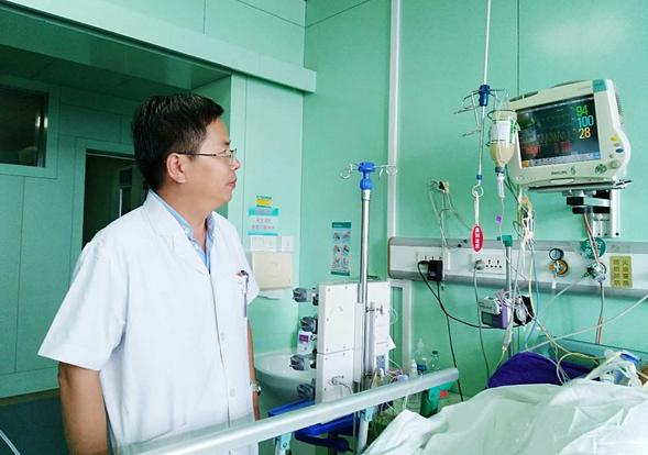 临沂市人民医院王新功:用专业担起生命之重 用责任回报患者信任