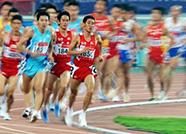 全国第十三届学生运动会丨德州选手王东辉男子5000米夺冠