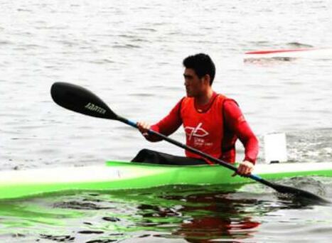 2017首届中国皮划艇公开赛临沂开赛,水上马拉松你见过吗?