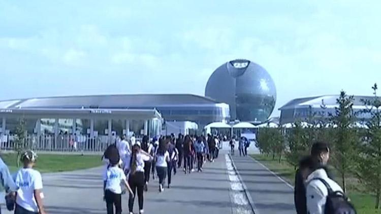 山东周闪耀阿斯卡纳世博会 鲁企签下近30亿元合作项目