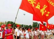 """潍坊安丘开展""""文明出行从我做起""""公益活动 倡导文明新风尚"""