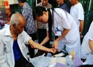 """潍坊寿光推广""""银龄安康工程"""" 3.2万名老人免费获赠""""安全礼包"""""""