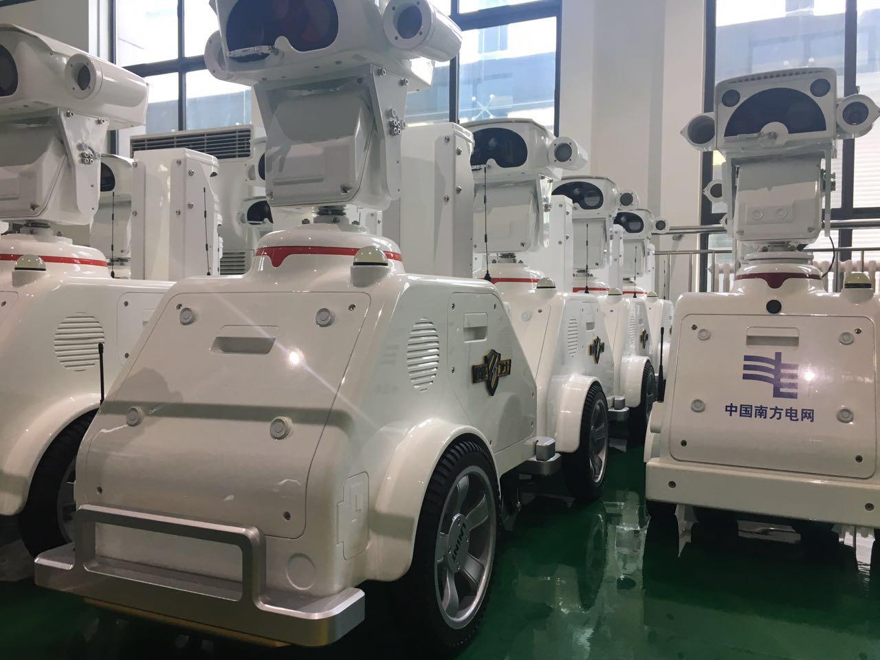 聚焦山东新动能 鲁能智造以何成为电力特种机器人行业创领者?