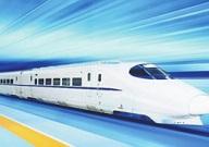 鲁南高铁2019年底通车 时速350km(附独家线路图)