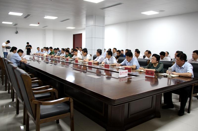 菏泽高新区主要领导易人:郭保存任书记 刘启同被免职