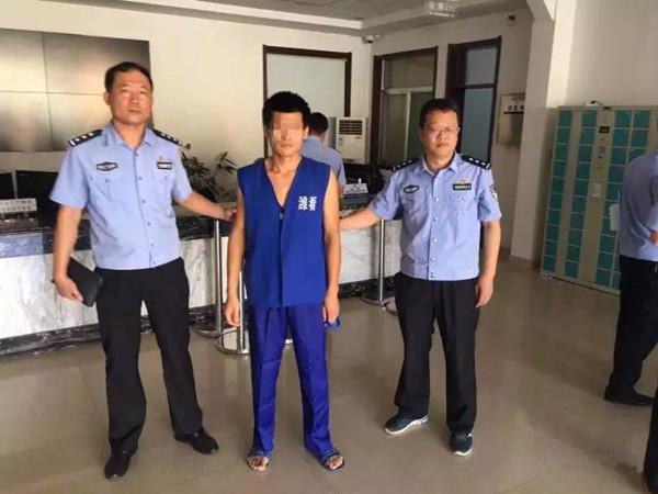潍坊:男子1小时内疯狂抢劫4人 专挑单身女性下手