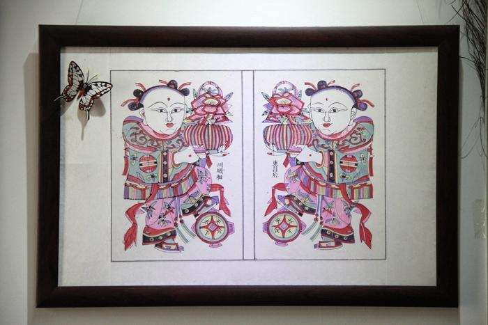 2017东昌府木版年画精品展将于9月16日在古城区举办