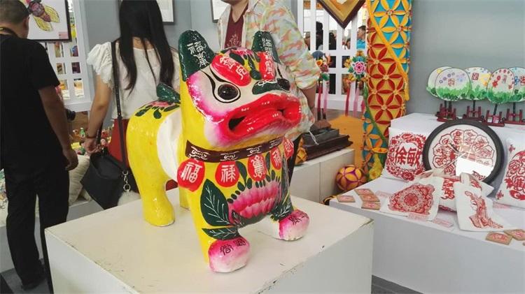 创意改变生活!中国·潍坊传统工艺创意设计博览周开幕