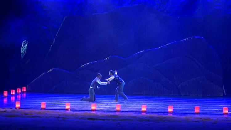 70秒|这个舞蹈剧不容错过!83岁菏泽籍台湾老人的心声