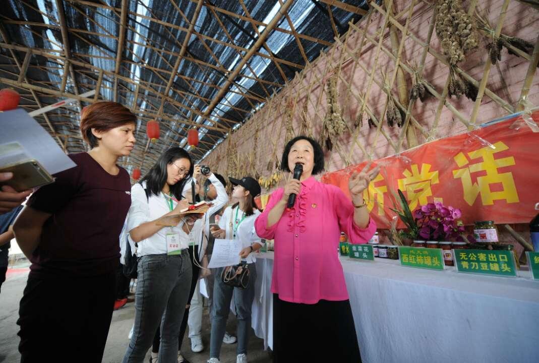 特色农业看运城|68岁女企业家把芦笋罐头远销西班牙有啥秘诀