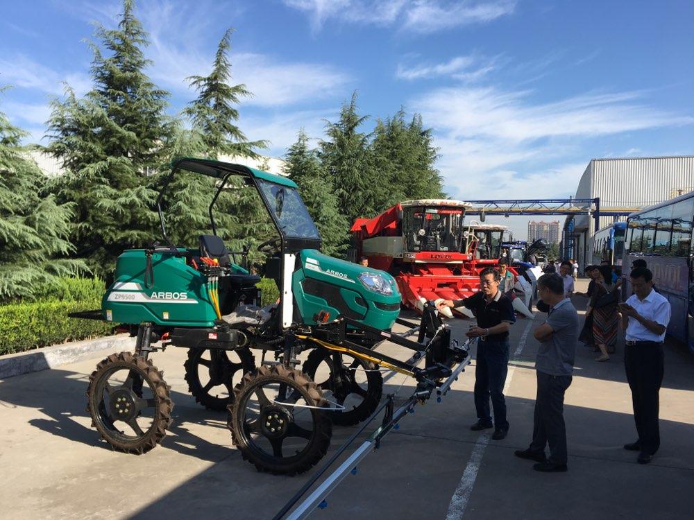 山东省农机职业技能竞赛在潍坊举行
