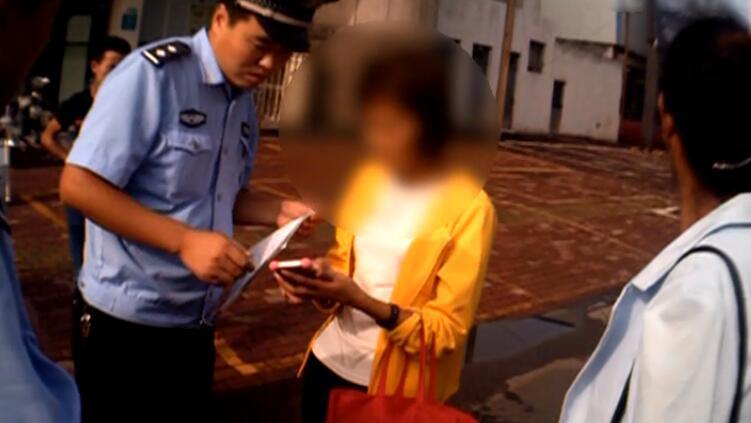 37秒|滕州女子遭遇电信诈骗,给骗子汇款时民警赶到