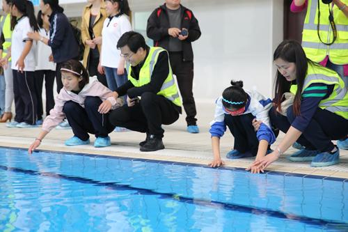 淄博市第十七届运动会开幕 邀请200名残疾学生现场观摩