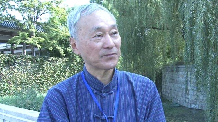 专访儒学工作者朱杰人:儒学发展欣欣向荣,方兴未艾