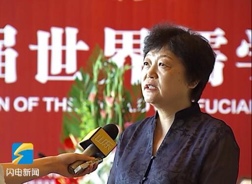 """樊丽明:""""人类命运共同体""""思想充满中华优秀传统文化的智慧"""