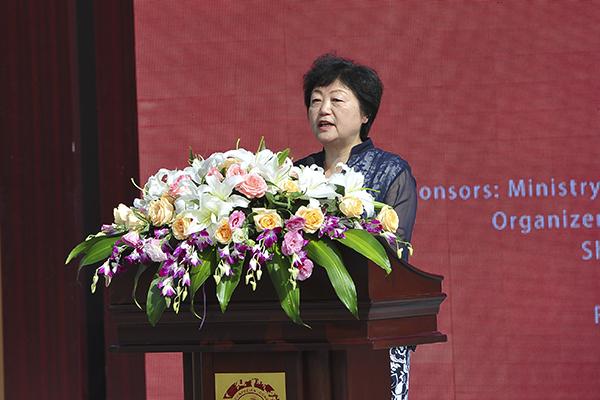 樊丽明:世界儒学大会成为推动中华文化走向世界的重要平台