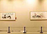 """""""喜迎十九大、创建文明城""""滨州市书画作品展9月28日开幕"""